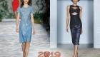 Коктейльные платья 2018-2020, модные, фото, новинки