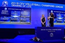 Лига чемпионов волейбол 2018 2019 женщины
