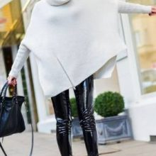 Модные вязаные вещи 2019-2020: красивая вязаная одежда — фото, тренды, фасоны, новинки