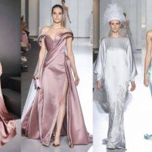 Новинки вечерних платьев 2020 (32 фото)