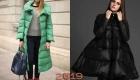 Модные куртки осень-зима 2018-2020, фото, женские, зимние