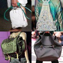Модные рюкзаки 2020: женские тренды, фото и описание