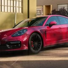 Porsche Panamera GTS 2020-2020 — фото и цена модели, комплектация, характеристики Порше Панамера GTS