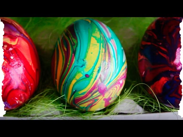 Как покрасить яйца на Пасху 2020 — Унай Здесь