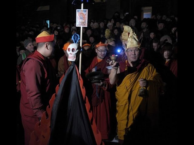 Шагаа-буддийский Новый Год