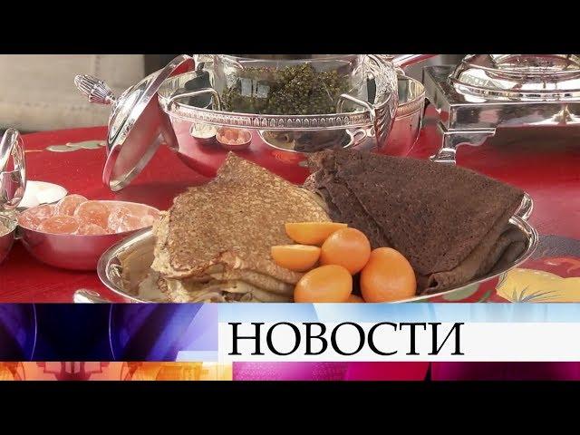 Фестиваль «Московская Масленица 2020», Площадки и расписание программы мероприятий на официальном сайте фестиваля