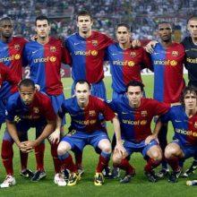 Состав Барселоны на сезон 2018-2020 года