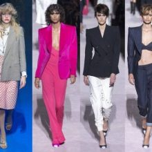 Модные тенденции 2020 года: тренды женской моды, красивая и стильная одежда
