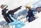 Купить горнолыжный тур Зима на Роза Хутор 2020, Онлайн-магазин Роза Хутор